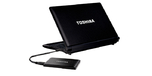 Toshiba STOR.E PARTNER 750GB External HDD black PA4277E-1HG5