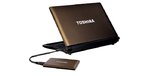 Toshiba STOR.E PARTNER 1TB External HDD brown PA4285E-1HJ0
