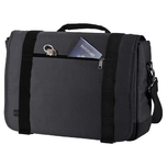 "Dell 460-11800 15.6"" Half Day Messenger Carry Bag"