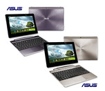 ASUS TF700T Docking Keyboard Infinity Gold Grey