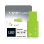 Sony USM4GMG 4GB Tiny Green