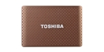 Toshiba STOR.E PARTNER 750GB External HDD brown PA4280E-1HG5