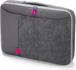 "Dicota Bounce SlimCase 10""-11.6"" (grey/pink) - D30263"